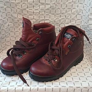 Vasque Skywalk GTX Brown Leather Hiking Boot Sz.6